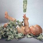 приток денег