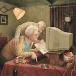 Бабушки в Интернете