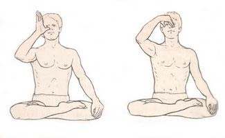 набор энергии по йоге