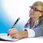 Три страницы – практика первичных навыков блоггера