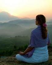 Базовая основа медитации - счастье в тишине