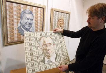 Деньги сегодня – картины Кутняк