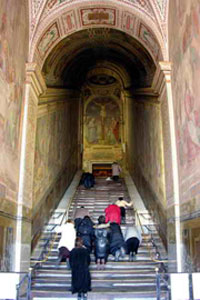 Не спешите жить - Святая лестница