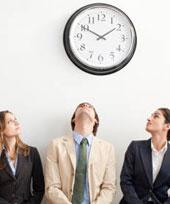 Сила терпения - власть над временем