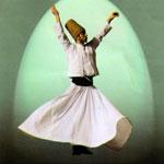 Релаксация и медитация на основе танца дервишей