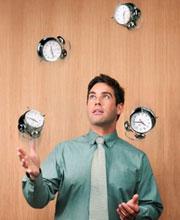 Успех человека - умение управлять временем