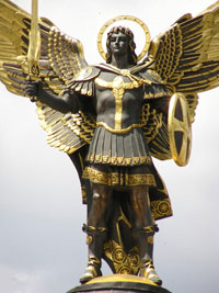 Михайлов день: Архангел Михаил - символ Киева