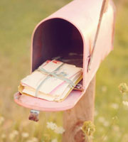 Закон притяжения - сохраните свое письмо