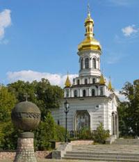 апостол Андрей Первозванный - храм-часовня