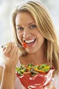 Как повысить энергетику организма - правильное питание