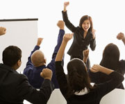 Основные лидерские качества - Команда