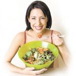 Набор энергии – правильное питание