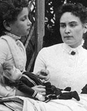 Сотворившая чудо – Хелен Келлер и Энн Салливан