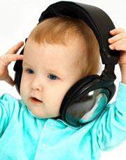 Действие эффекта Моцарта для малышей