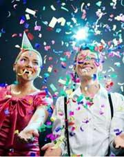 Истоки праздничного настроения на Новый год