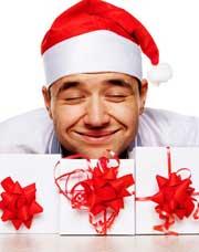 Воздействие новогодних подарков на мозг