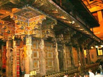 Храм Зуба Будды – Внутренний храм